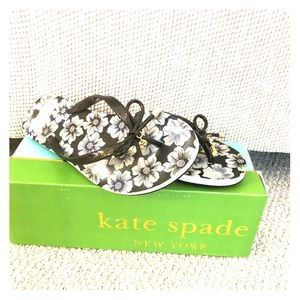 Kate Spade Bow Flip Flop Sandals